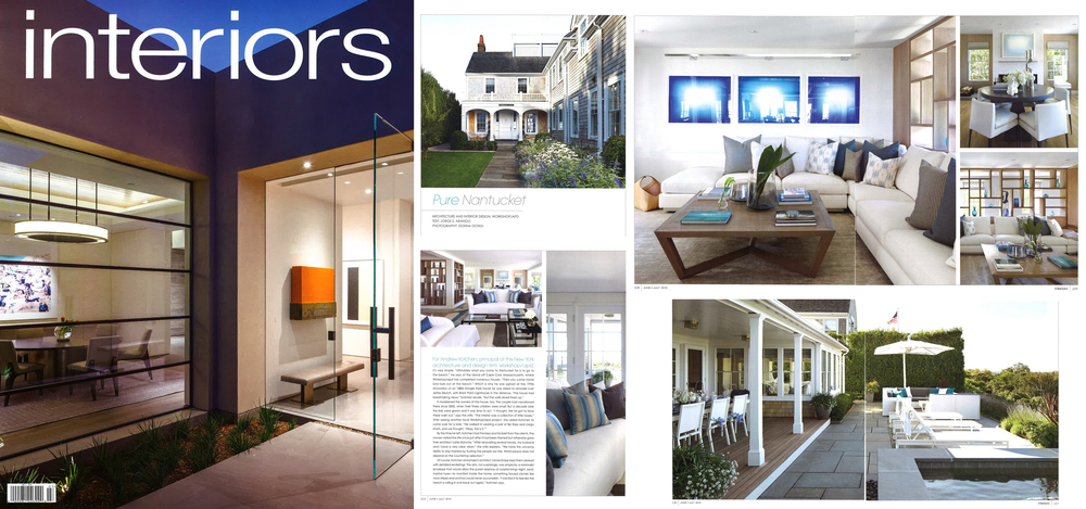 Interiors Magazine - July 2015