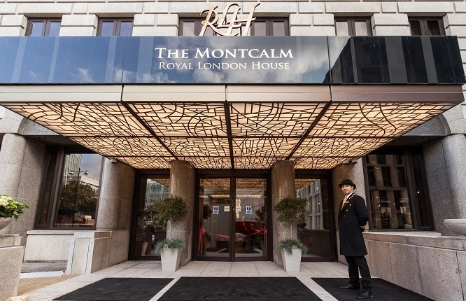 The Montcalm Royal London House - A modern chic venue with 5 different event spaces perfect for creating your ideal wedding or cultural event.