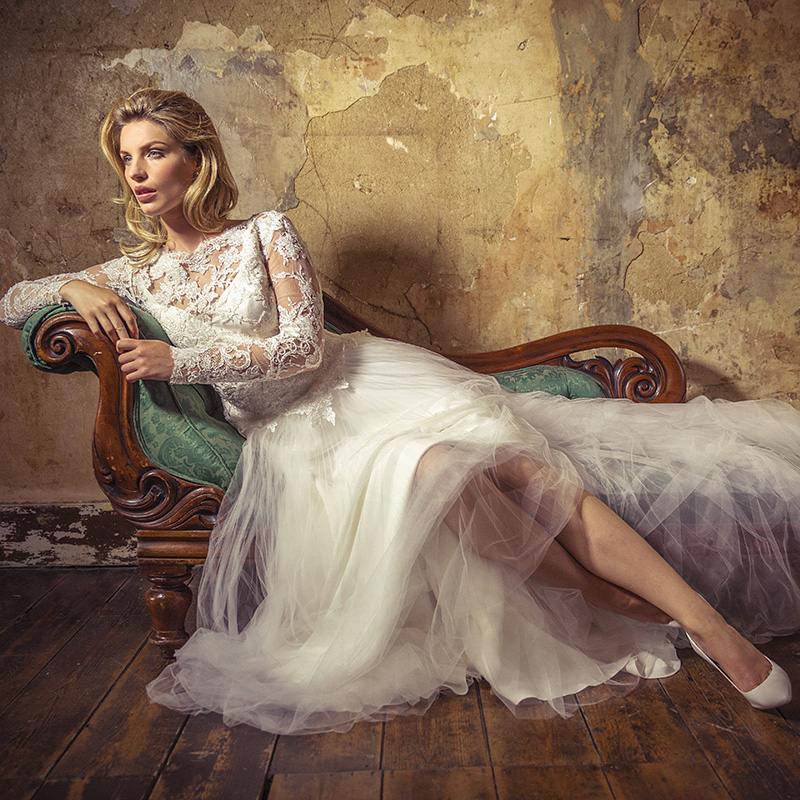 Blackburn Bridal  - London and the South East's leading independent bridal boutique,for the fashion forward brides who are looking for a non-traditional wedding dress that is full of individuality and style.