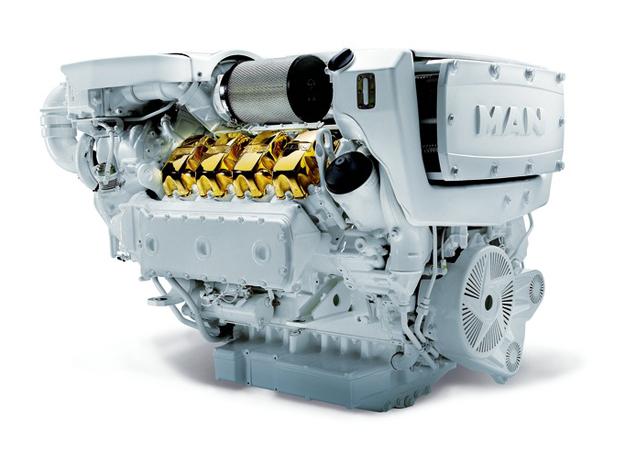 MAN V8-1000 / V8-1200