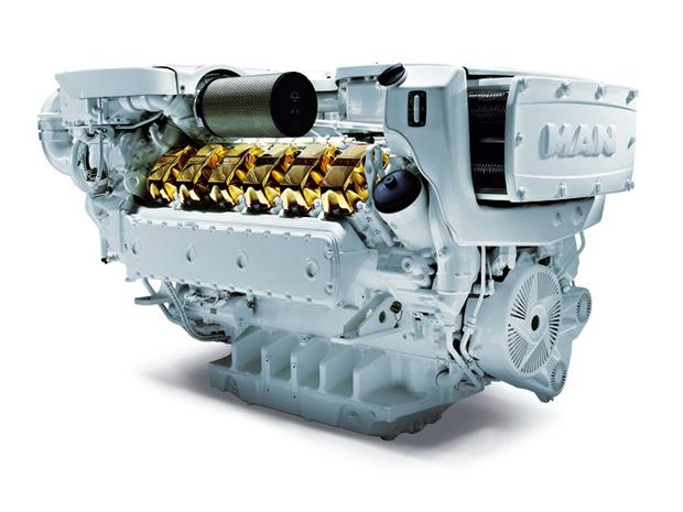 MAN V12-1650 / V12-1800