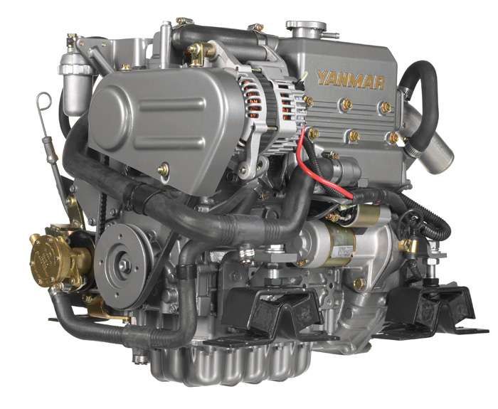 Yanmar Marine Engines Scott Power