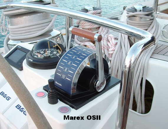 Marex OS II
