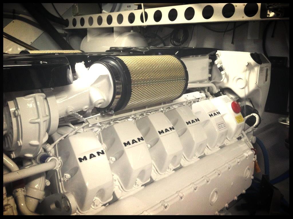 To Repower or Overhaul on Marine Diesel Engines — Scott