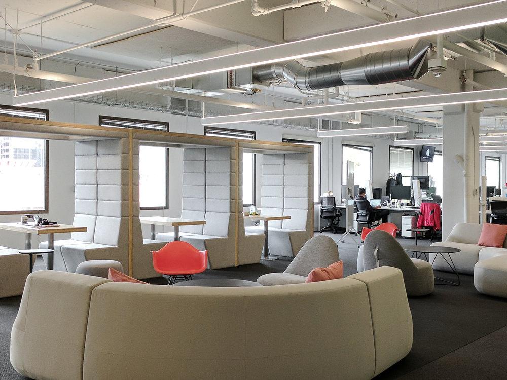 4th Floor Lounge San Francisco Office