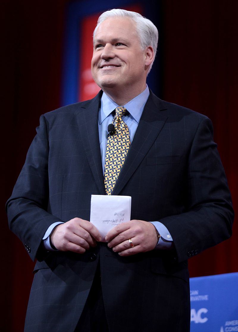 Matt Schlapp speaking in Washington, DC. Photo Attribution HERE