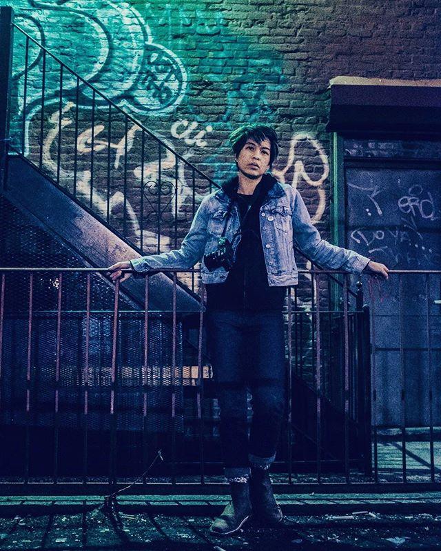 My roommate.  #jaizi #williamsburg #brooklyn #newyork #newyorkcity #nyc #street #alley #redditphotography#igmasters #agameoftones #stayandwander #vscogood #artofvisuals #streetdreamsmag #thecreativeshots #heatercentral #tlpicks #stellerstories�#thecreatorclass #icapturedaily #fujifilm#x100f