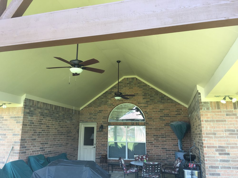 Patio Cover in Houston, TX