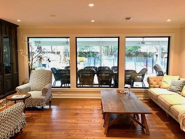 Living Room (Window Replacement)