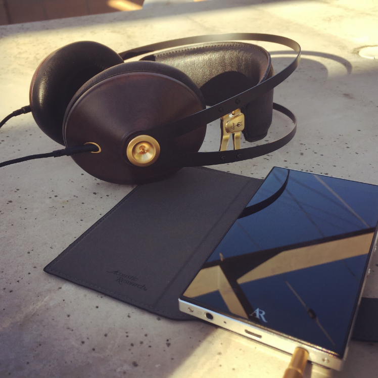 Meze 99Classics over-ear headphones + Acoustic Research AR-M2 DAP (article forthcoming)