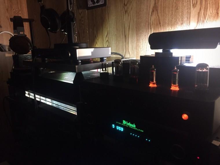 Sonic satori personal audio lab