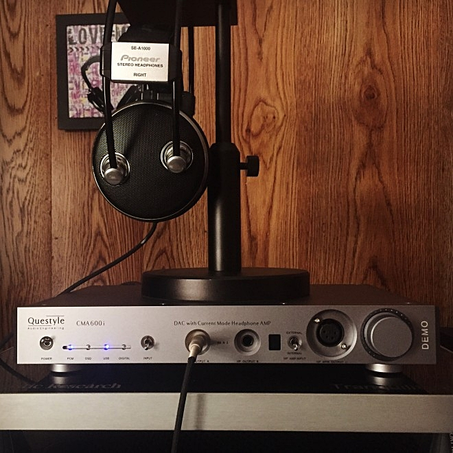 Check out my post at my Sonic Satori Tumblr post bout Questyle Audio's 600i excellent headphone amp/DAC