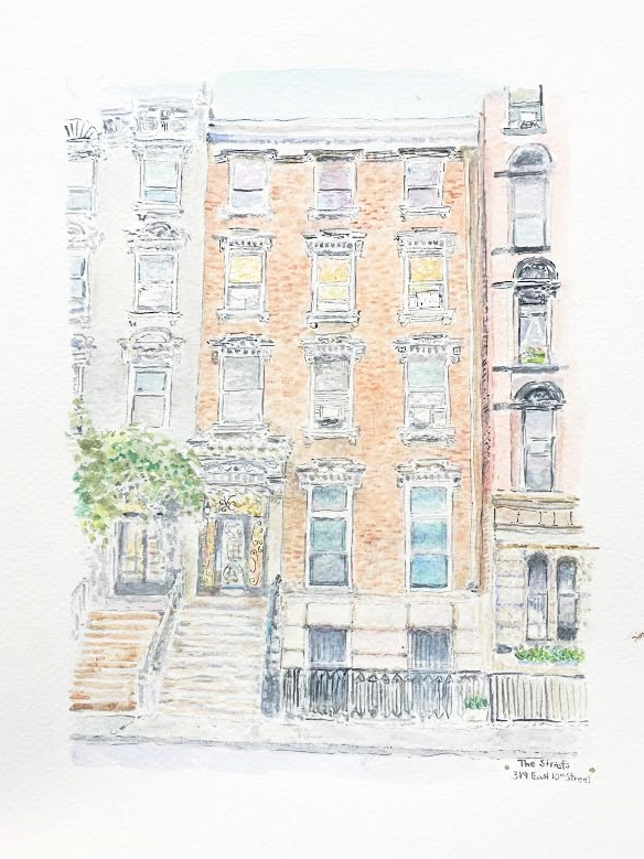 East 10th Street - NYC
