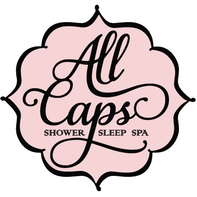 All Caps           Shower, Sleep, Spa