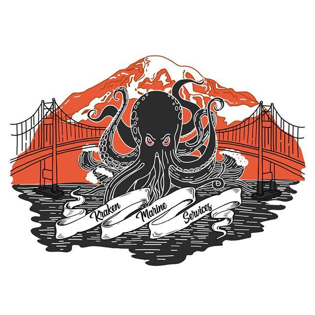 "T-shirts.⠀⠀⠀⠀⠀⠀⠀⠀⠀ In my work, I often design custom prints for clothes. Mostly, T-shirt prints. I usually draw in my own vector style and ideas often come from the customer, which helps me to expand my comfort zone a lot. To me, it's a chance to draw something, that would never come to my mind, simply, because my brain works differently! I've got commissioned all kinds of interesting things. Like Kraken boat repair shop, a heart in boxing gloves, donut-shaped characters, and my favorite - a shark cat. So I almost never get bored working on commissions and enjoy the process a lot.⠀⠀⠀⠀⠀⠀⠀⠀⠀ #wowyellow_work⠀⠀⠀⠀⠀⠀⠀⠀⠀ ------⠀⠀⠀⠀⠀⠀⠀⠀⠀ Про футболки. ⠀⠀⠀⠀⠀⠀⠀⠀⠀ Я часто рисую на заказ принты для одежды . Особенно много футболок, конечно же. Рисую я как правило в своем векторном стиле, а идеи часто приходят от заказчика, что очень круто расширяет мою зону комфорта. Часто есть шанс порисовать то, что сама бы никогда не додумалась, просто потому что у меня по-другому работает мозг! Чего мне только не заказывали! Вот пара примеров: футболка для мастерской по ремонту яхт ""Кракен"", сердце в боксерский перчатках, персонажи в форме пончиков, кошка-акула! В общем, мне почти никогда не скучно работать над заказами. При этом я рисую в своем стиле, то есть как будто бы для себя, для души и еще и наслаждаюсь процессом. ⠀⠀⠀⠀⠀⠀⠀⠀⠀ #wowyellow_work ⠀⠀⠀⠀⠀⠀⠀⠀⠀ #wowyellow_art #wow_tshirt #wow_illustration #evgeniyapautova⠀⠀⠀⠀⠀⠀⠀⠀⠀ -----⠀⠀⠀⠀⠀⠀⠀⠀⠀ #tshirtdesign #tshirtprint #tshirtillustration #artprague #pragueartist #tshirtdesign #handdrawn #illustrationart #procreateart #graphicart #illustratorslife #illustrate #czart #octopus #kraken #japanessestyle #blackandred #vectorillustration #appareldesign #urbanoutfit #clothingdesign #textileprint #designerstshirt #tshirtart"