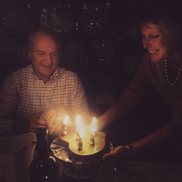 Is there anything better than the faces of the ones you love, lit by the light of their birthday candles? 🎂 Happy Birthday my love, here's to another year of adventures together 🎁