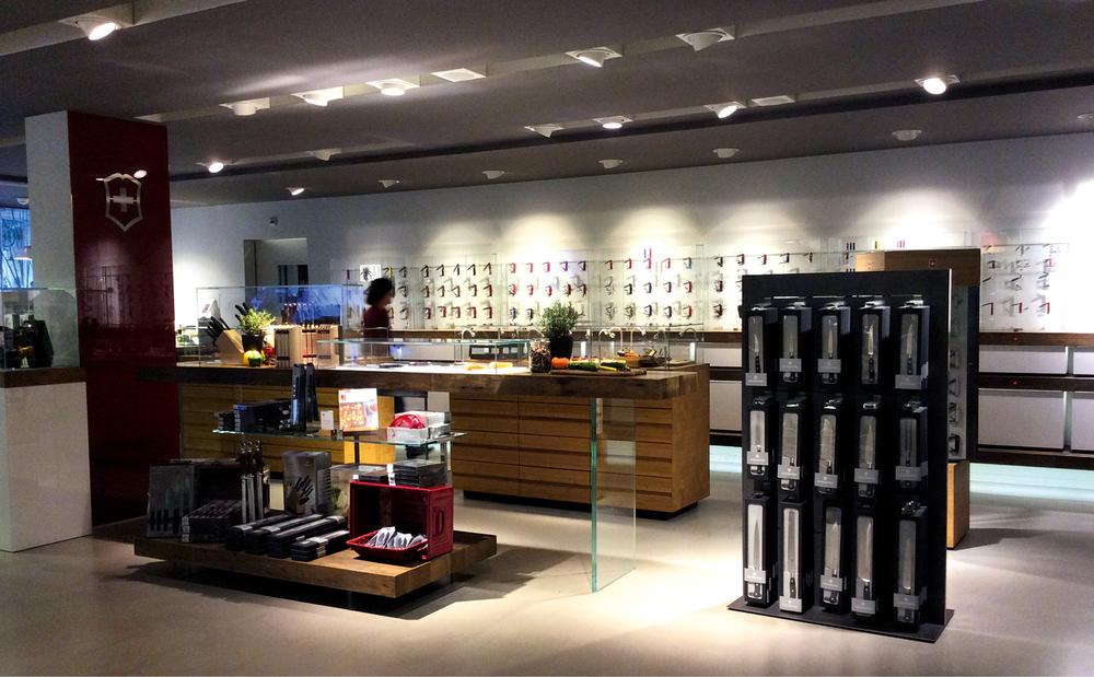 Victorinox Flagship Store.