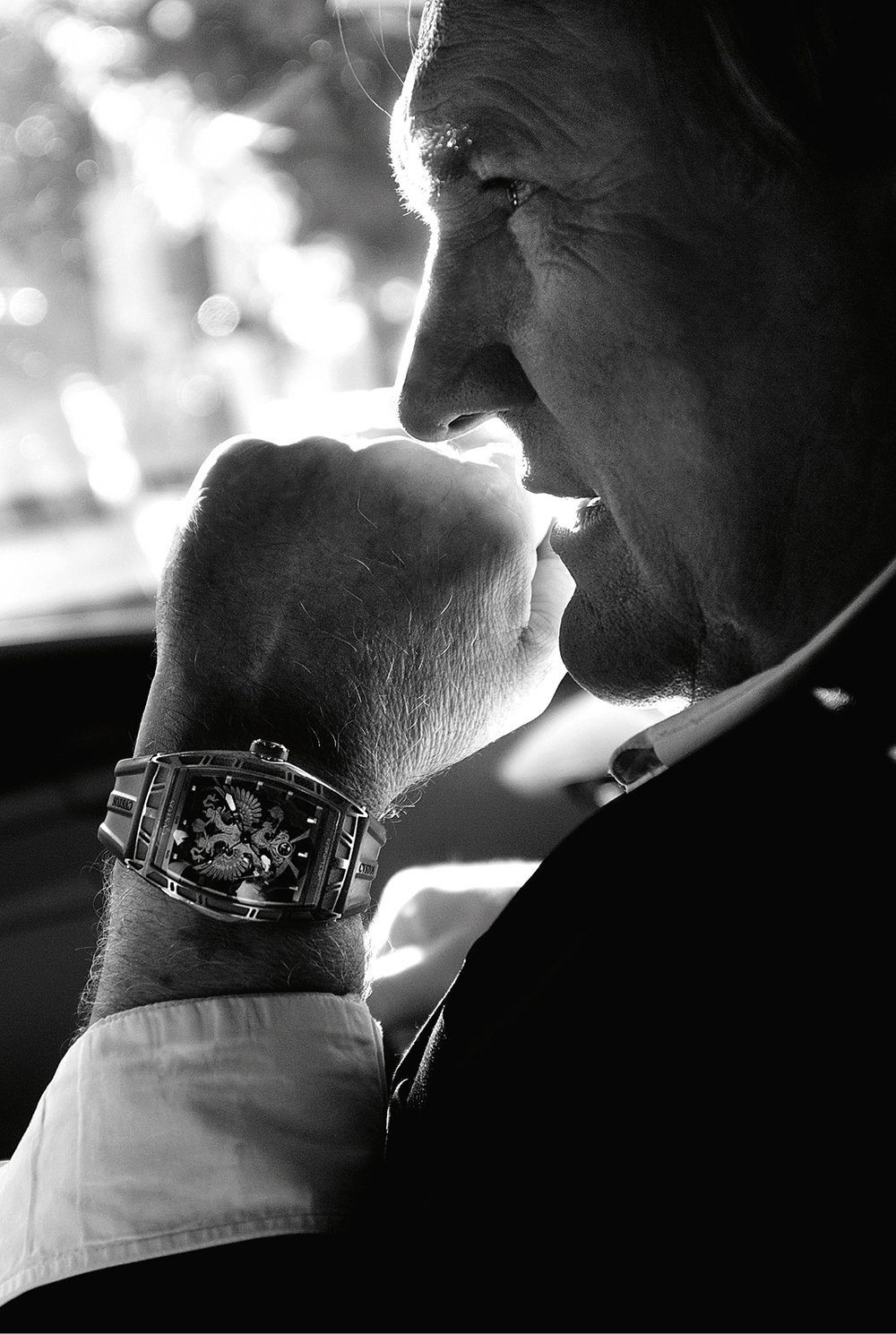 "Cvstos  , Gérard Depardieu Edition""."
