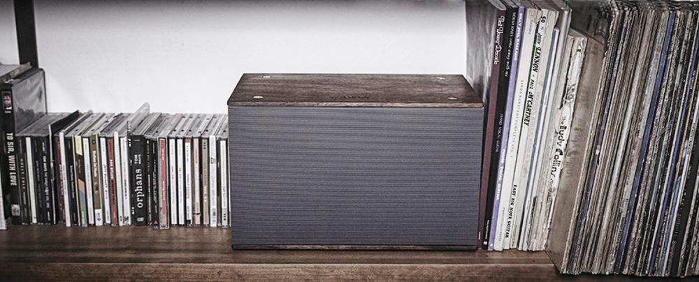 PBS ·  Passive Bookshelf Speaker System.