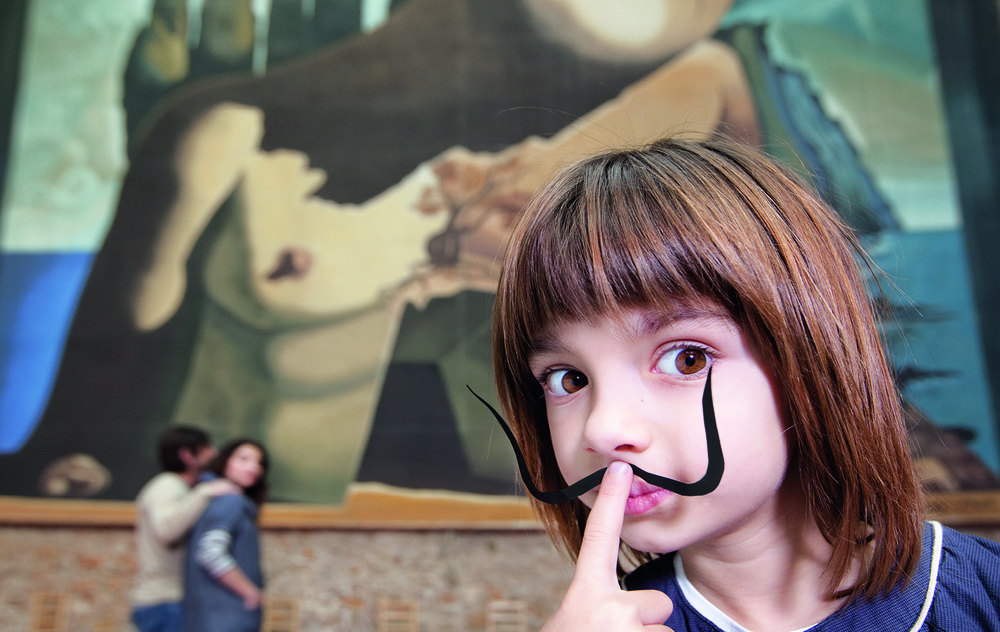 Teatre-Museu Dalí, Figueres. © Àlex Tremps. Arxiu Imatges PTCBG.