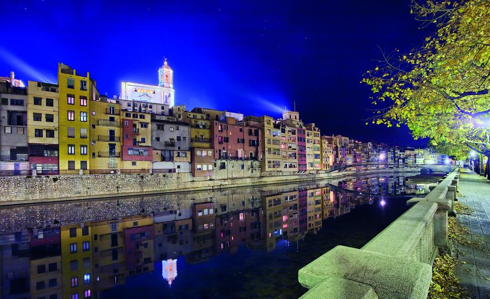 Girona.  © Òscar Vall. Arxiu Imatges PTCBG.