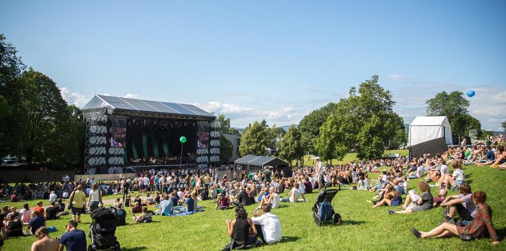 Øya Festival 2015