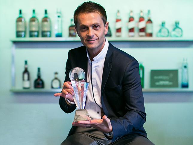 Premio Bertender 2013 de Diageo World Class