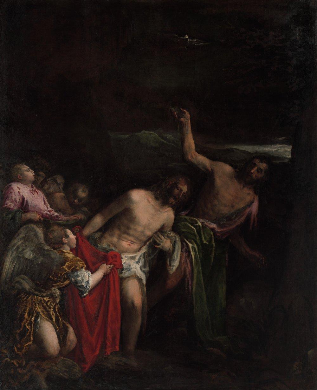 Jacopo Bassano (Jacopo da Ponte) (Italian, Bassano del Grappa ca. 1510–1592 Bassano del Grappa) . ca. 1590.  75 1/2 x 63 1/8 in. (191.8 x 160.3 cm).  Partial and Promised Gift of Mr. and Mrs. Mark Fisch, 2012.  2012.99