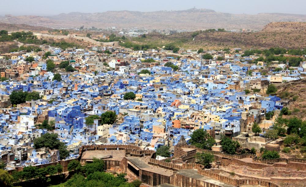 Jodhpur.   © Rhiannon.