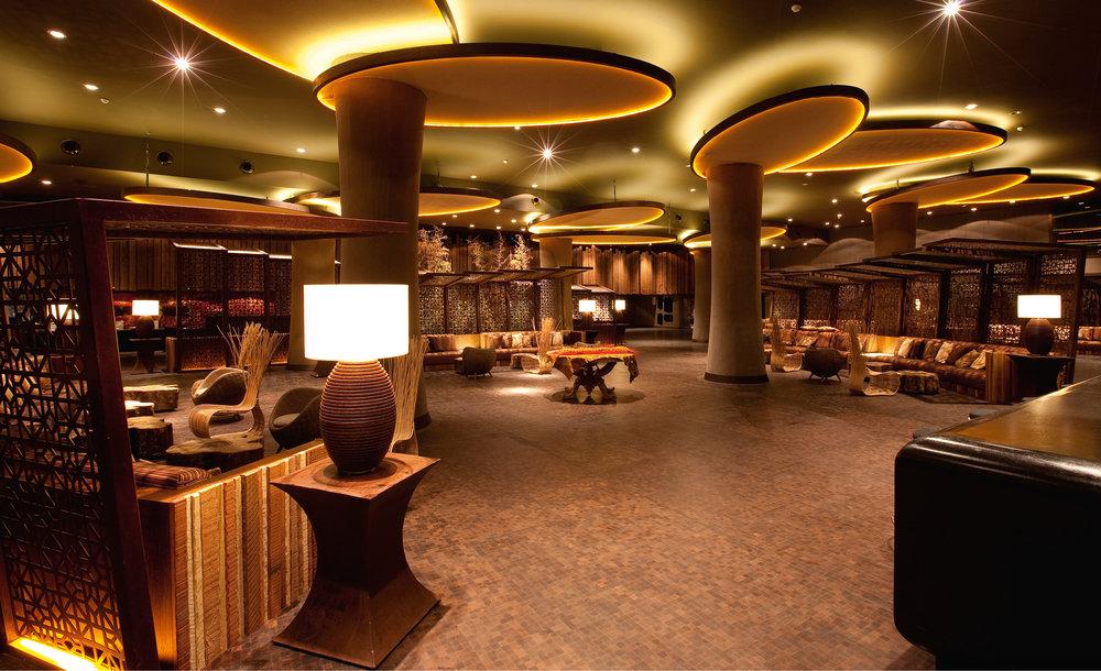 Hotel Baobab. Canarias.