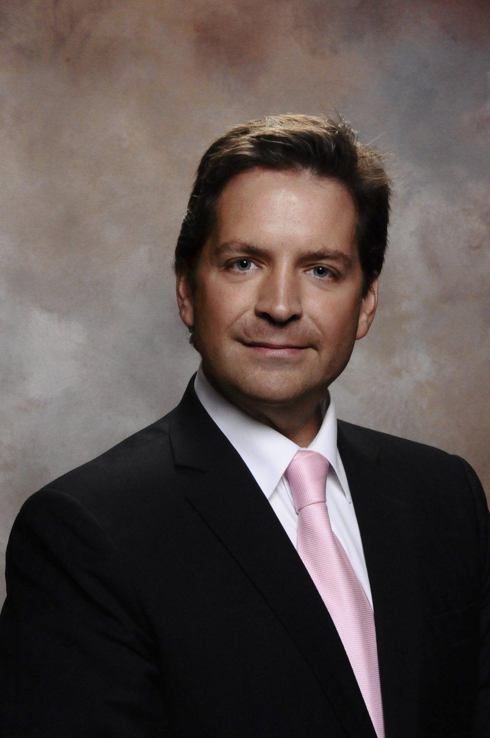 Christian Tavelli. Director General del Hotel Ritz Madrid.