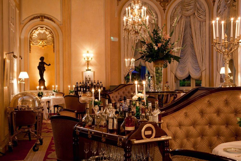 Restaurante Goya.