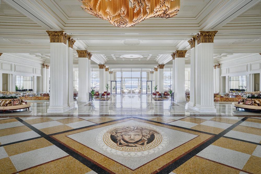 Interior Lobby.