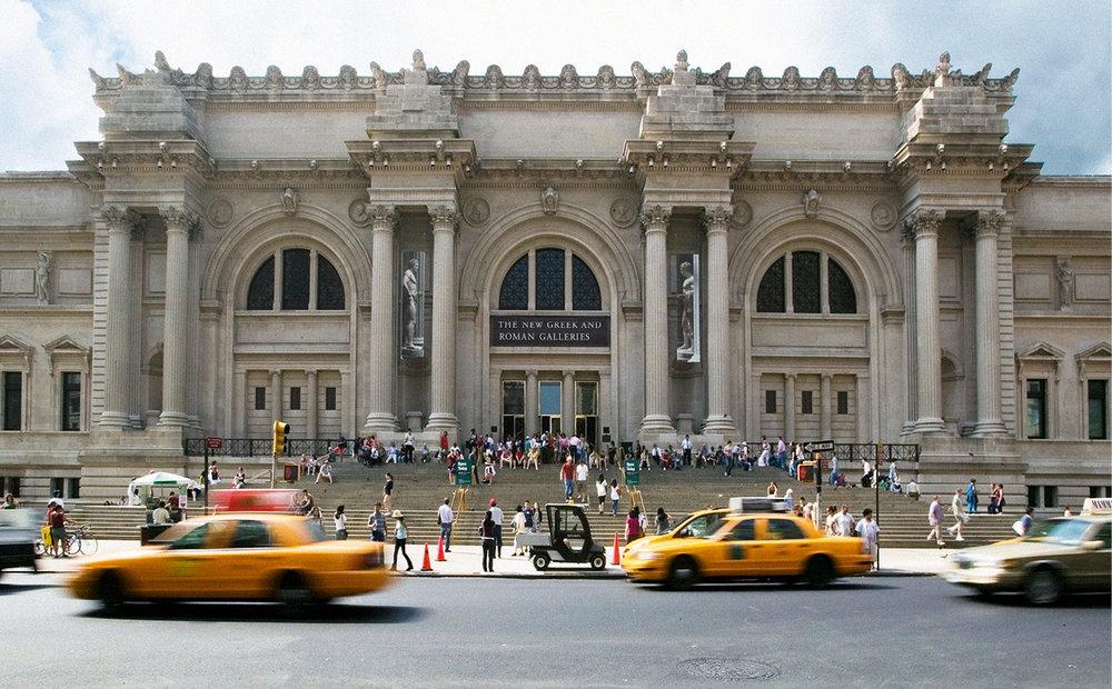 The MET (The Metropolitan Museum of Art).