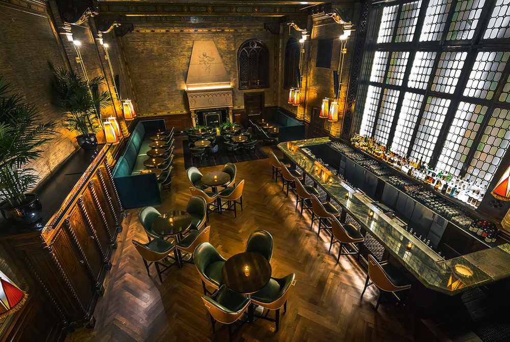 This symbolic place in New York is the space that hosted the offices of the tycoon John Campbell during The Jazz Age and until his last days in the late fifties.