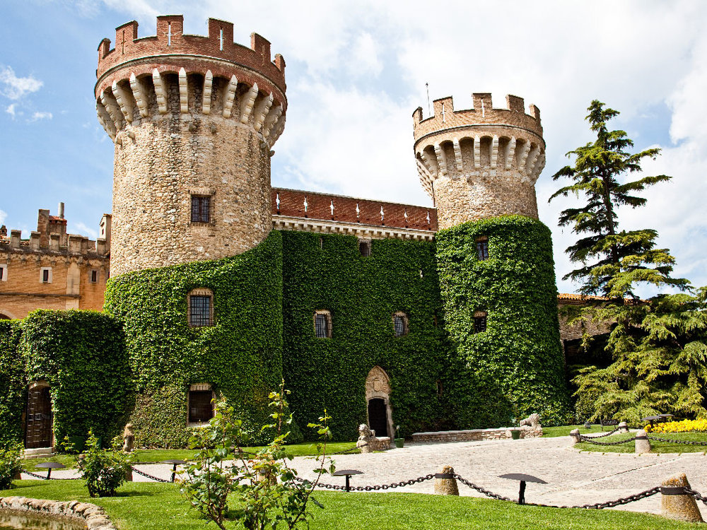 Castillo de Peralada.
