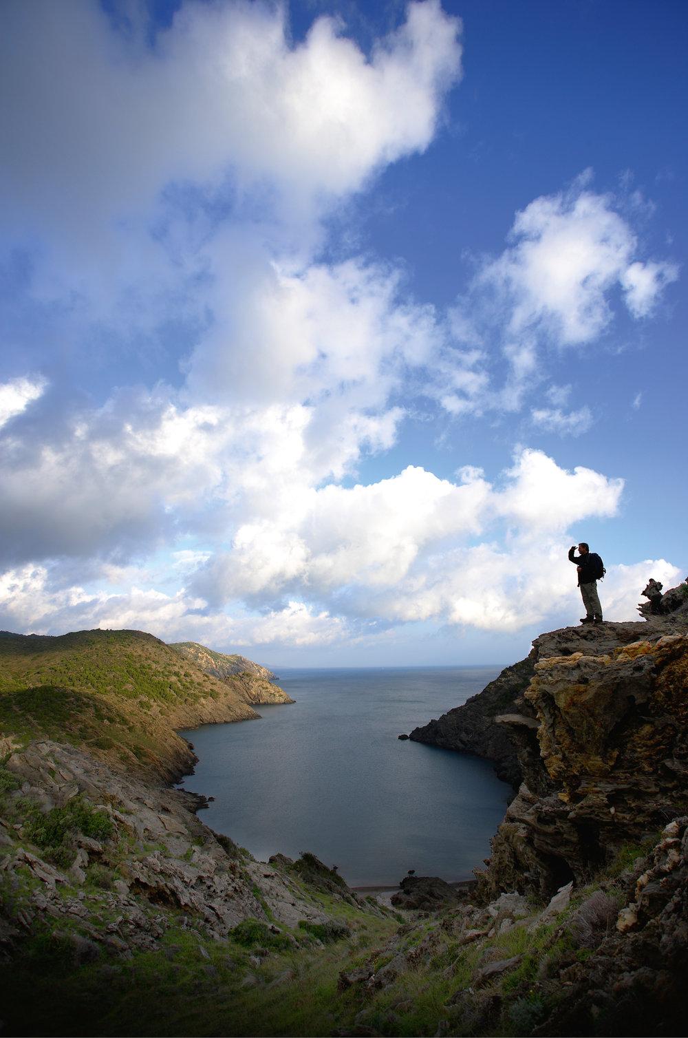Parque Natural Cap de Creus. © Itinerànnia. Archivo Imágenes PTCBG.