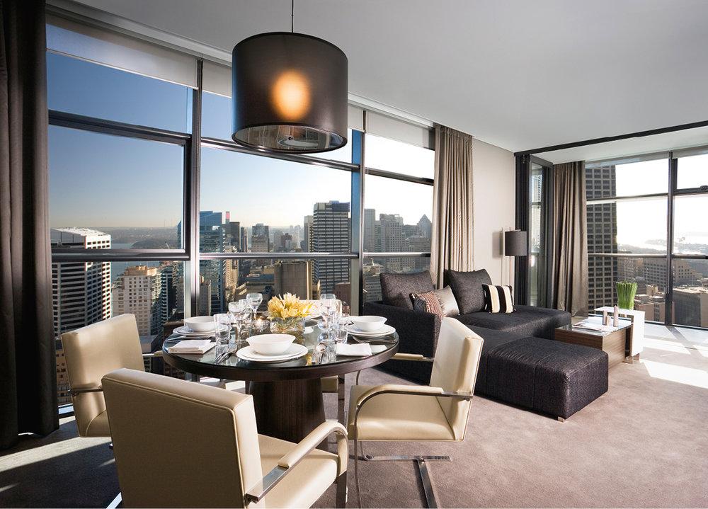 Fraser Suites Sydney. ©  www.sydney.frasershospitality.com.