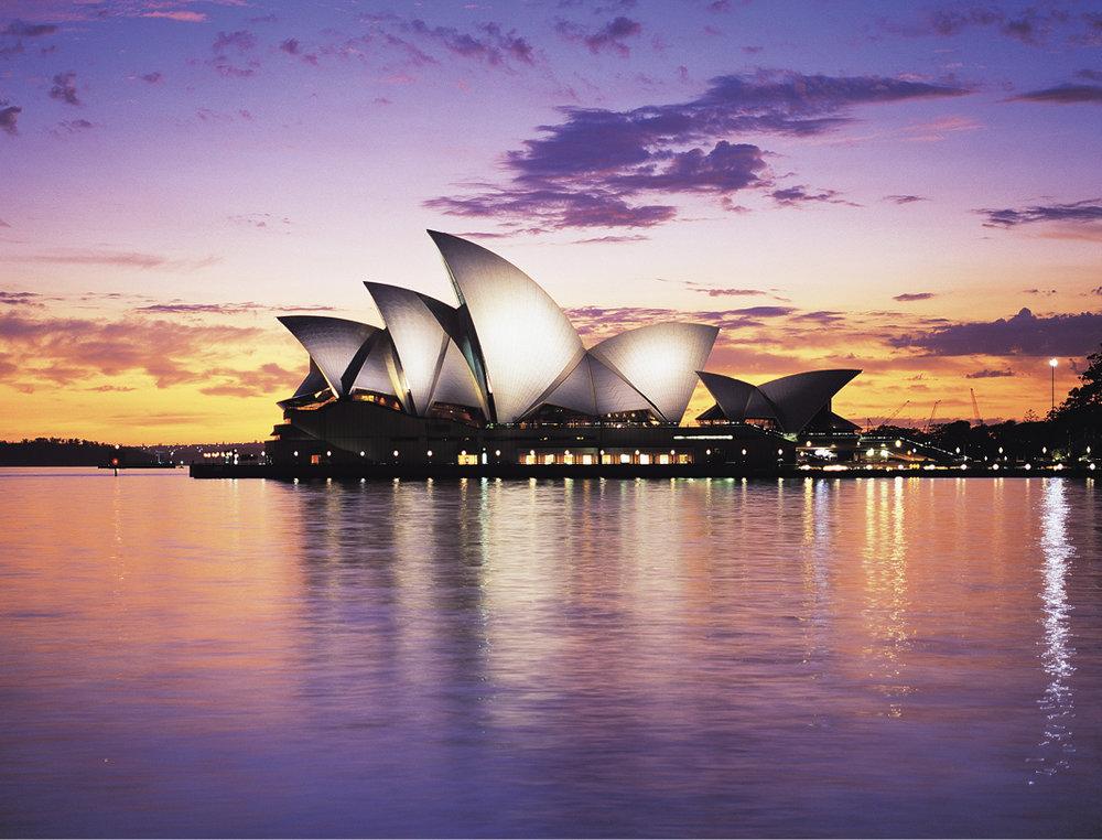 Opera House. © Courtesy of Sydney Opera House Trust.