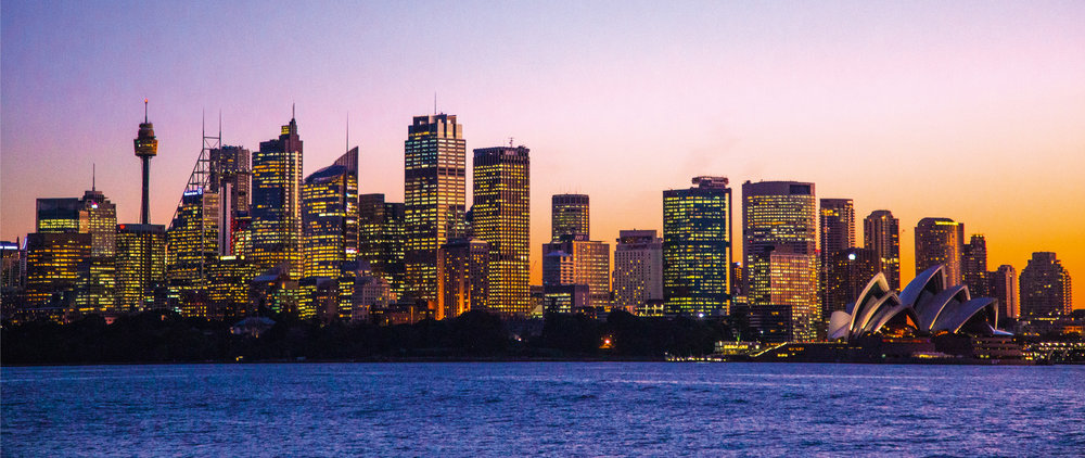 Skyline. Sydney. © Andrew Smith. Tourism Australia.