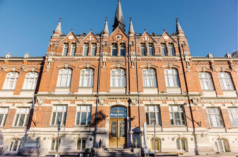 Museo del Diseño de Helsinki.