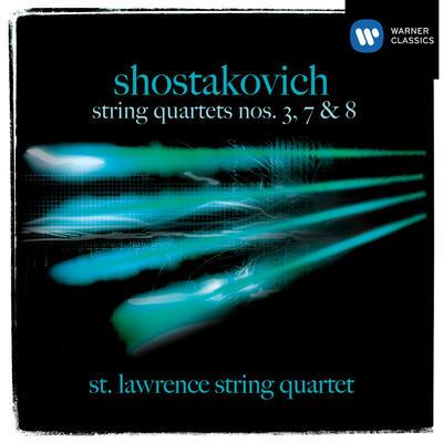 Shostakovich: Quartets nos. 3, 7 & 8  Warner Classics