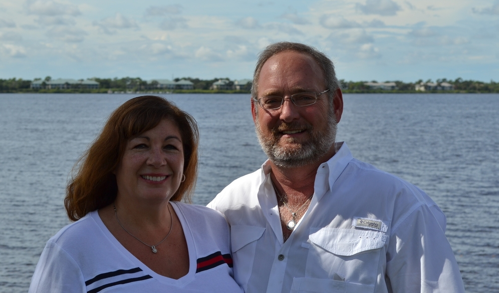 Tom & Evelyn Shaw - Owners of TLW
