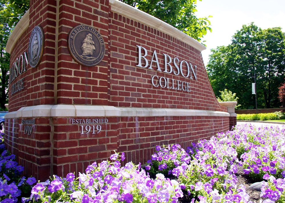 babson college essay