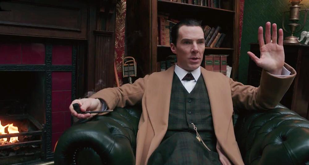No Ghosts Need Apply BBC Sherlocks The Abominable Bride Lyndsay Faye