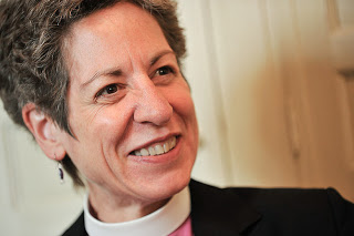 The Right Reverend Katherine Jefferts Schori
