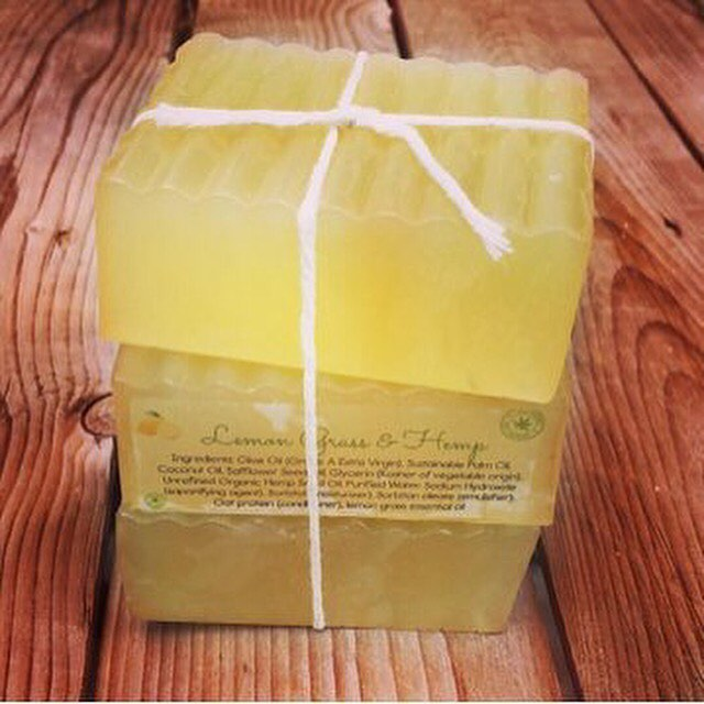 ✨All Natural Lemon Grass & Hemp Soap Bar✨ Great for all skin types!  LolaAndDoe.com  #yoga #pilates #fitness #health #healthy #meditation #blog #blogger #love #spring #body #bodybuilding #bodybuilder #fit #organic #vegan #vegetarian #photo #photooftheday #vegan #yogi #yogaeverydamnday #yogaeverywhere  #skincare #organicSoap #organicFamily #health #hemp #soap #lemon