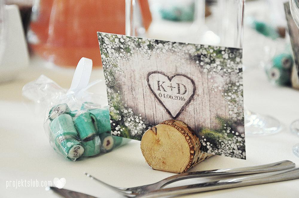 papeteria ślubna wesele w stylu rustykalnym w pałacu pod baranami projekt ślub (6).JPG