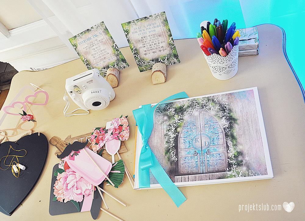 papeteria ślubna wesele w stylu rustykalnym w pałacu pod baranami projekt ślub (24).JPG