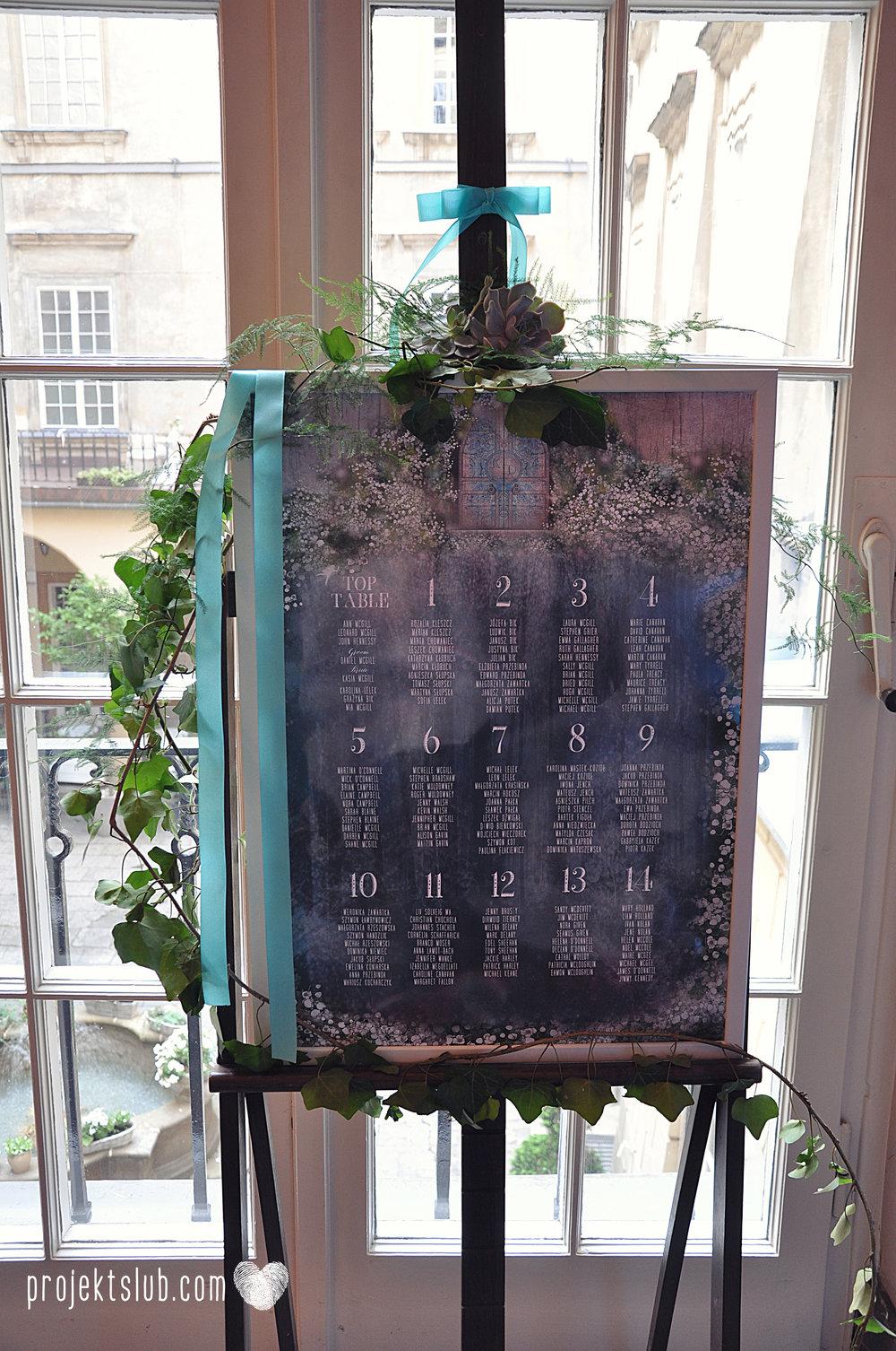 papeteria ślubna wesele w stylu rustykalnym w pałacu pod baranami projekt ślub (20).JPG